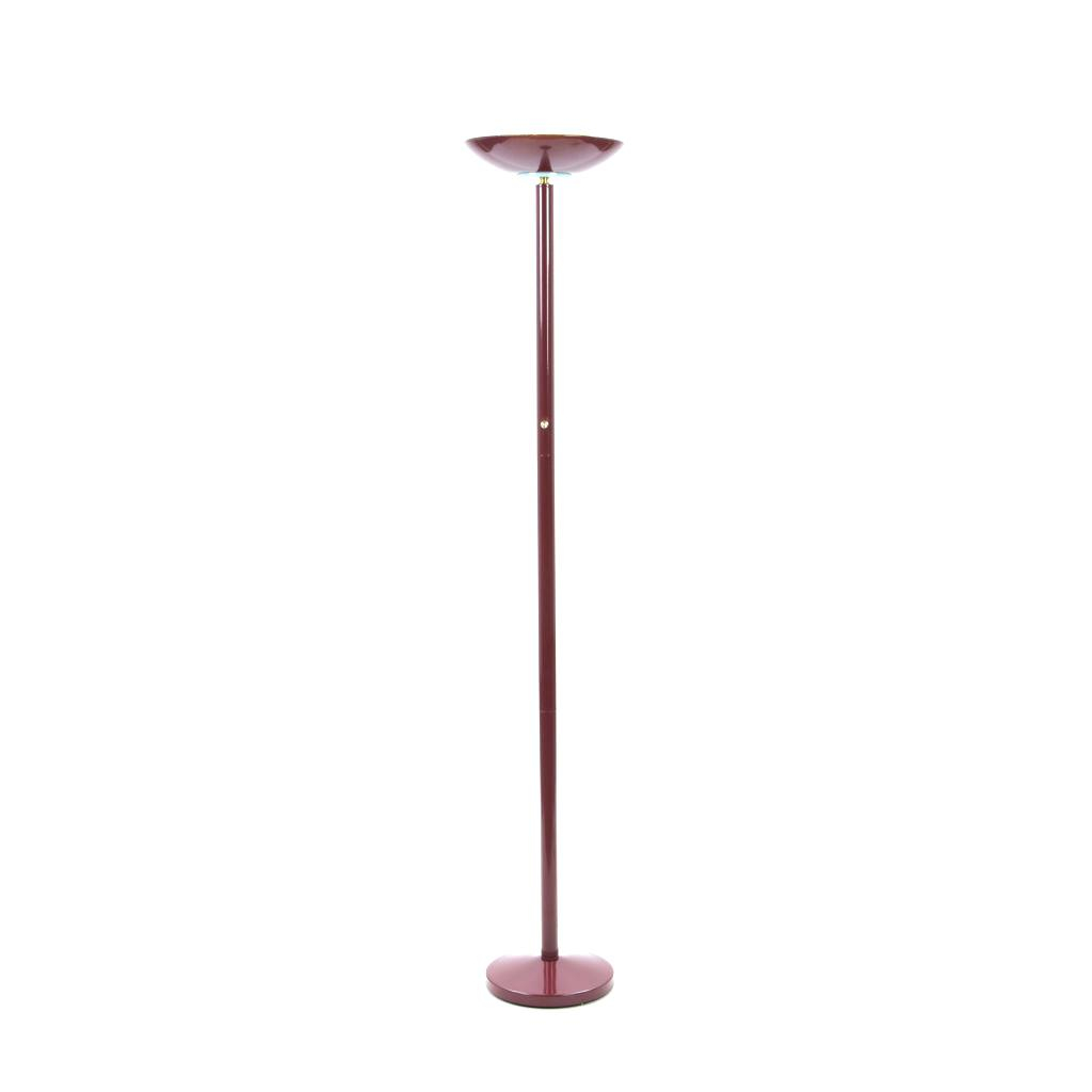 Captivating Halogen Torchiere Floor Lamp W 300 Watt Bulb Ideas Site
