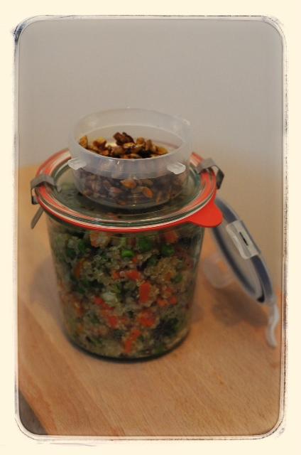 Quinoa-Salat (2/2)