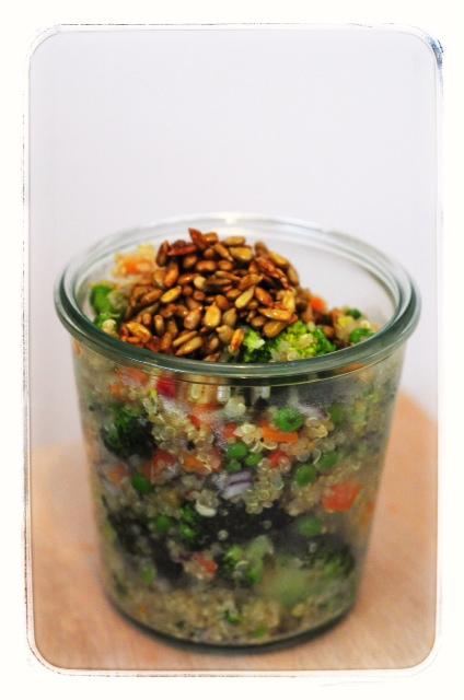 Quinoa-Salat (1/2)