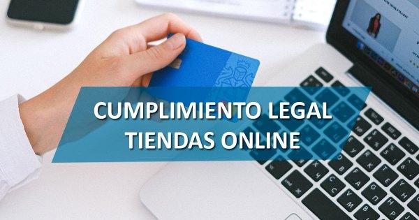Cumplimiento LSSI tiendas online