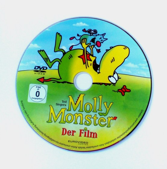 Animationsfilm MOLLY MONSTER auf DVD_2