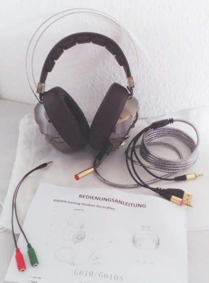 KINDEN Vibration Gaming Headset_4