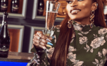 DJ Zinhle Now rules Boulevard as her CEO