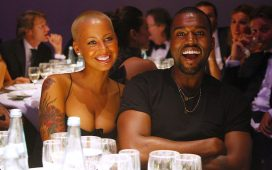 ''I got bullied for over ten years by Kanye West'' Amber Rose reveals a shocking relationship she had with the Rap guru.