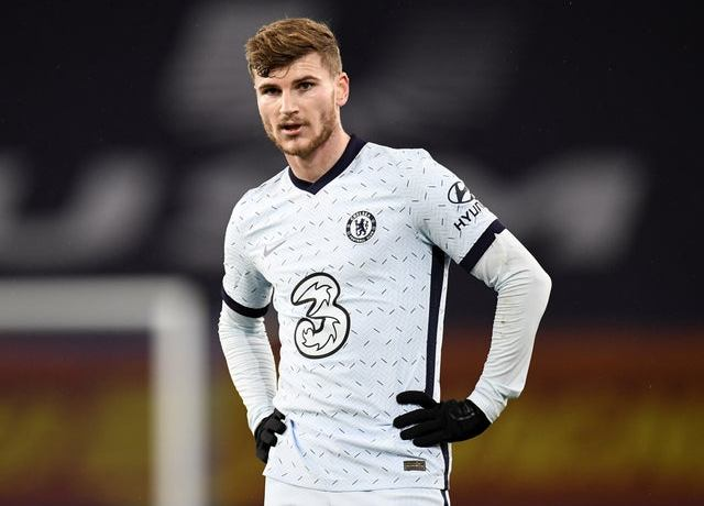 """Chelsea player, Timo Werner """"Premier League is tougher than I Expected""""."""
