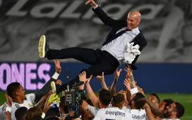 SPORT: Real Madrid manager, Zinedine Zidane has tested positive for COVID-19.