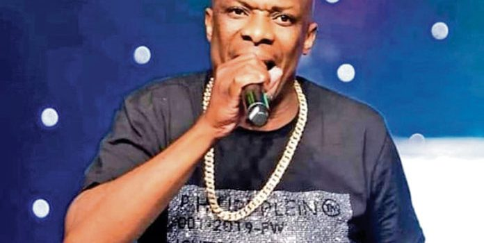 Musician Thebe Mogane in hot water.