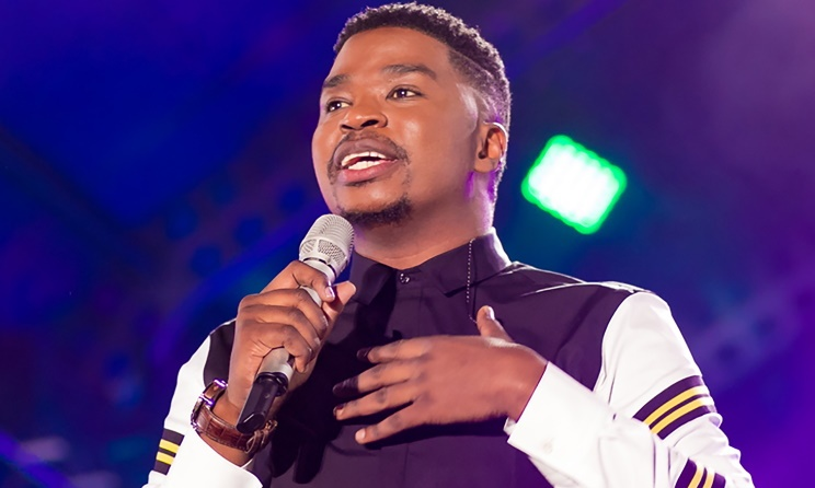 Total Disorder as government pays gospel singer Dr Tumi R500,000 to pray for South Africa.