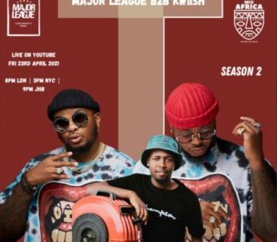 Major League & Kwiish SA – Amapiano Live Balcony Mix Africa B2B 'S2 EP14' (Audio Downloads).
