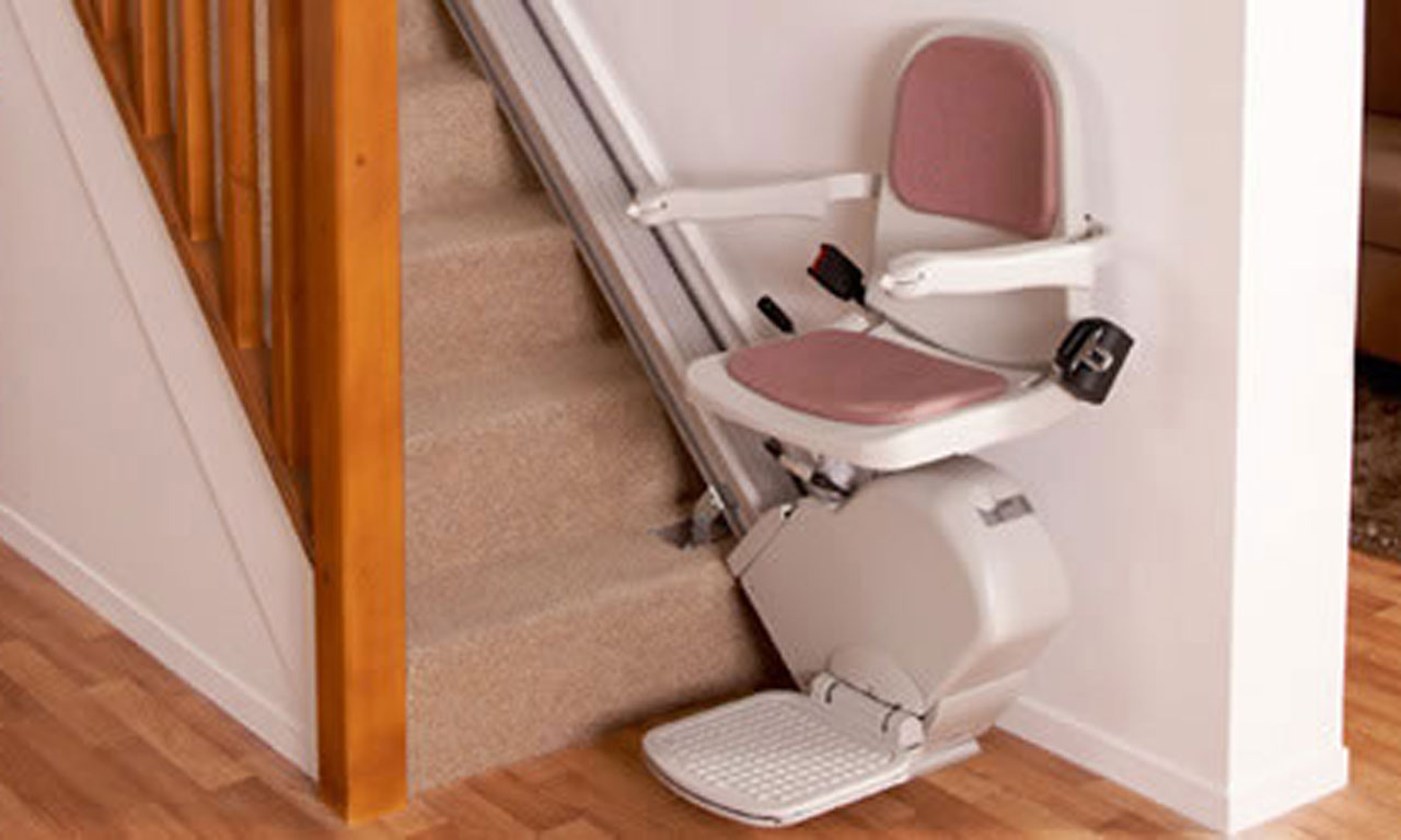 Chair Lift For Stairs Medicare Mobility Scooter Newport Stairlift Caerphilly Lawn