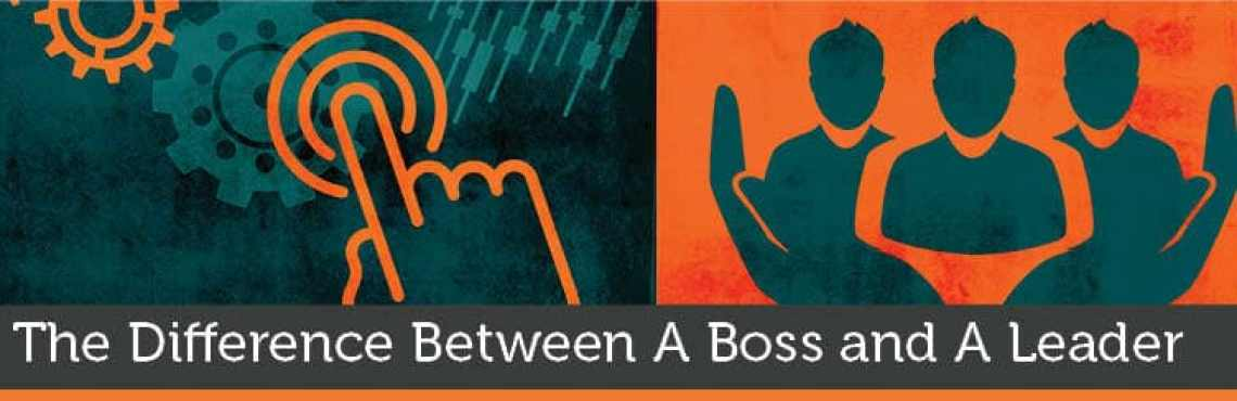Differences Between a Boss and A Leader