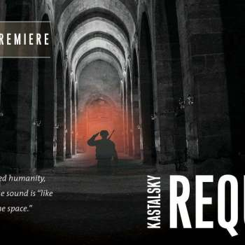"""Northwest Premiere of Kastalsky's """"Requiem"""""""