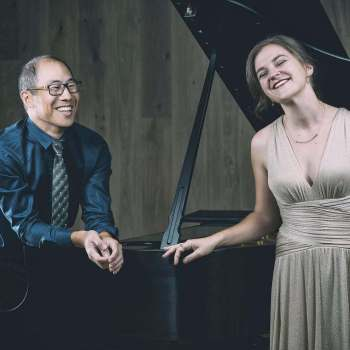 Spire Duo featuring Emma Lynn and Andrew Pham
