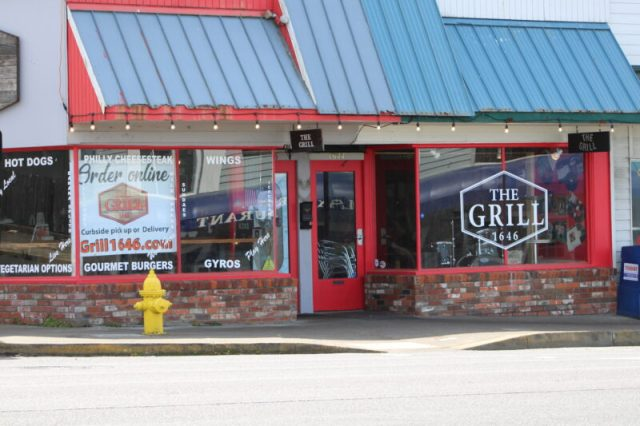 The Grill 1646 Lincoln City