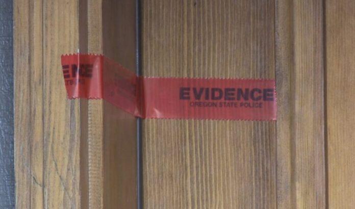 Evidence Waldport Murder