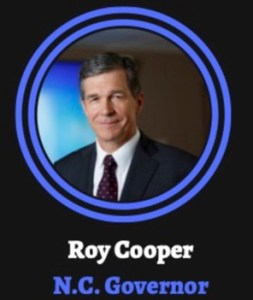 Roy Cooper for NC Govenor