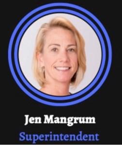 Jen Mangrum for NC Superintendent