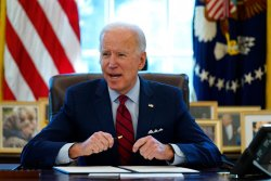 President Biden Signed American Rescue Plan. Here's what that includes.