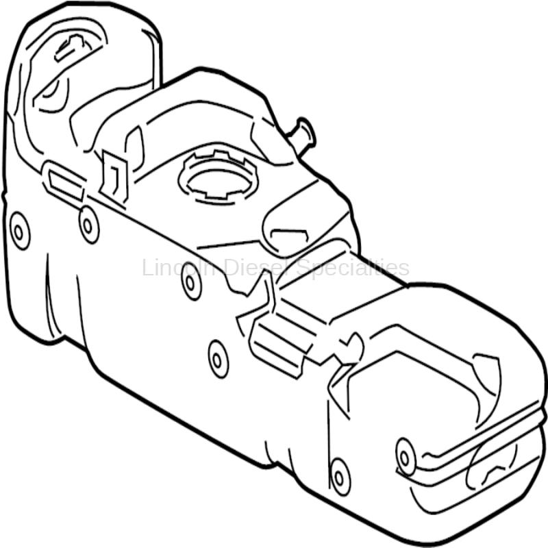 GM OEM Duramax Fuel Tank 26 Gallon, 6.5 ft. Bed (2004.5-2010)
