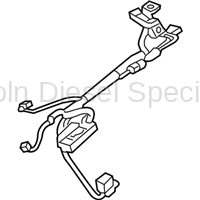 GM OEM Ignition Wiring Harness wo/telescoping Column