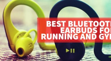 5 Best Bluetooth Headphones for Running 2017
