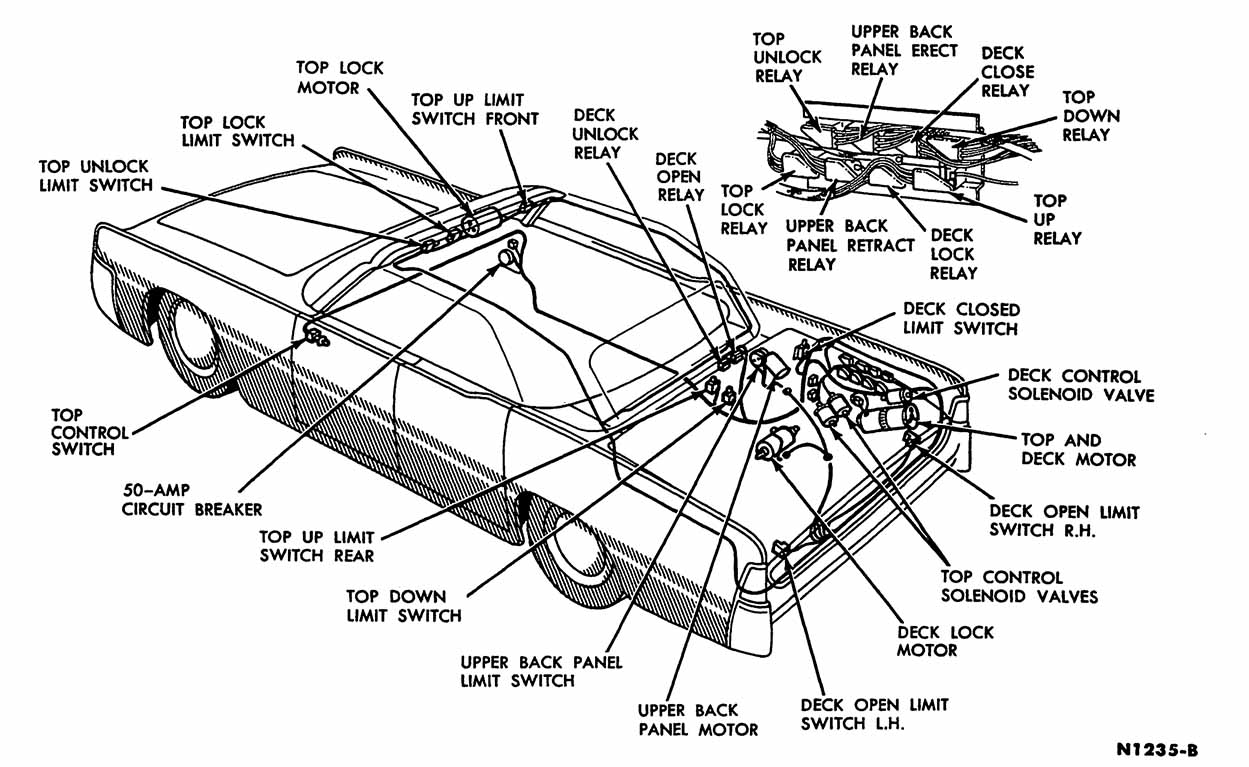 [WRG-8228] Wiring Schematic 1999 Lincoln Continental