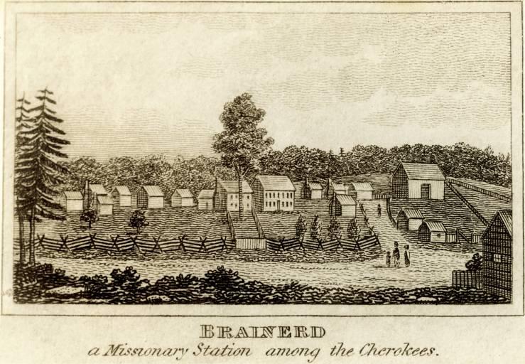 Brainerd mission station