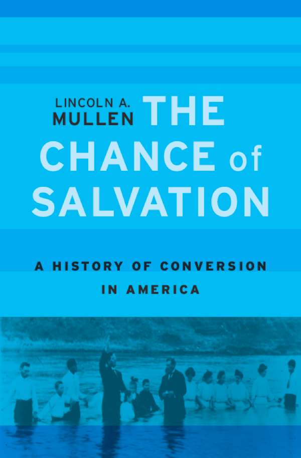 """The Chance of Salvation"" officially published"