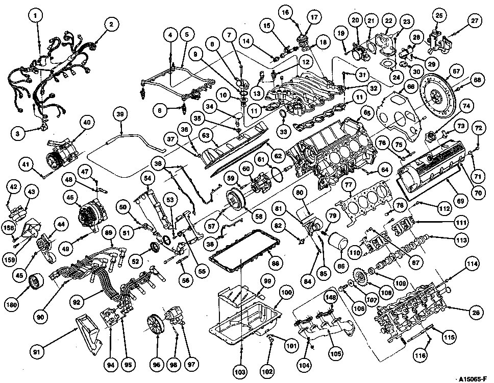 95 Ford Taurus Engine Diagram, 95, Free Engine Image For