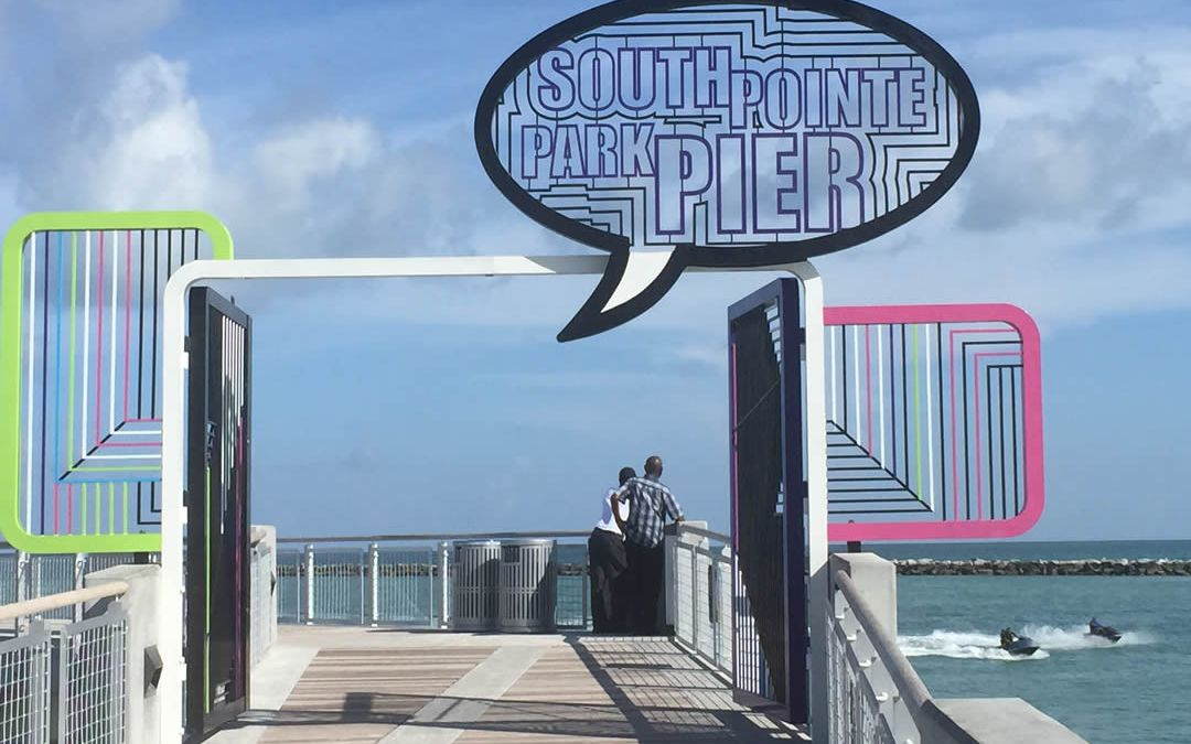 South Pointe Park and Pier is a Must-Visit in South Beach
