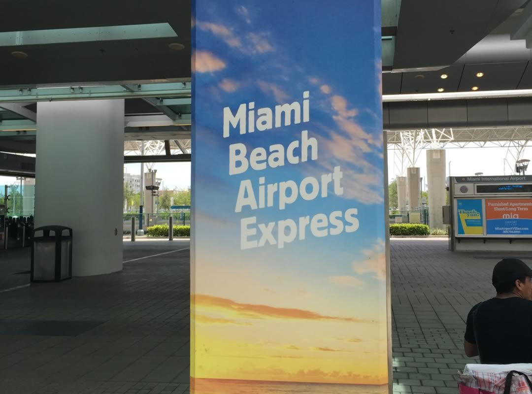 Bus from airport miami to south beach