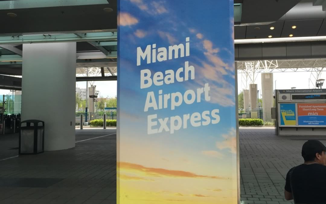 Getting To South Beach From Miami International Airport