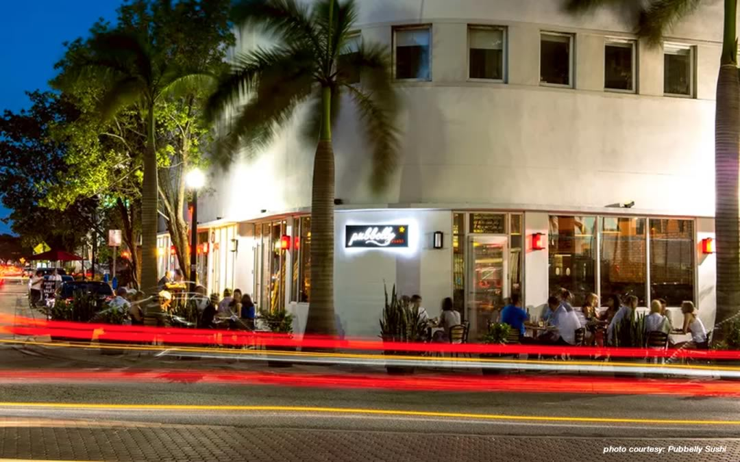 Sunset Harbour is Miami Beach's New Dining Destination!!!