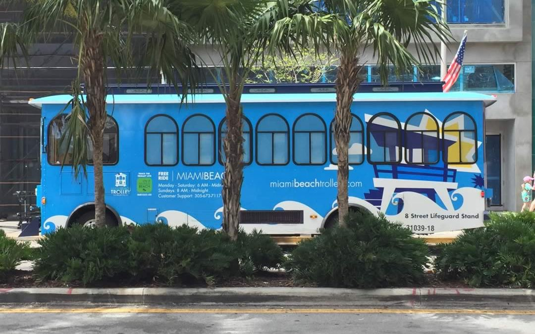 Free Rides: The New South Beach Loop is Miami Beach's Latest Free Trolley Service