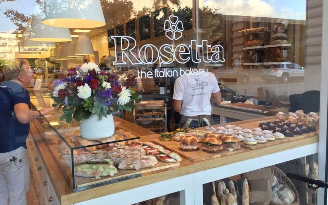 Rosetta – the Italian Bakery Now Open at Lincoln Road