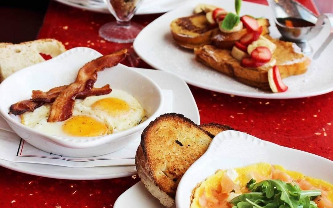 Eat Lincoln Road: A Few Breakfast Options For You.