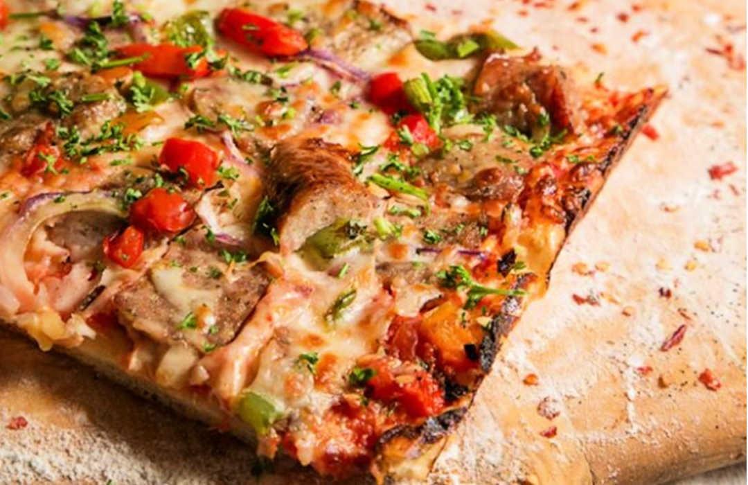 Pizza Rustica on Lincoln Road