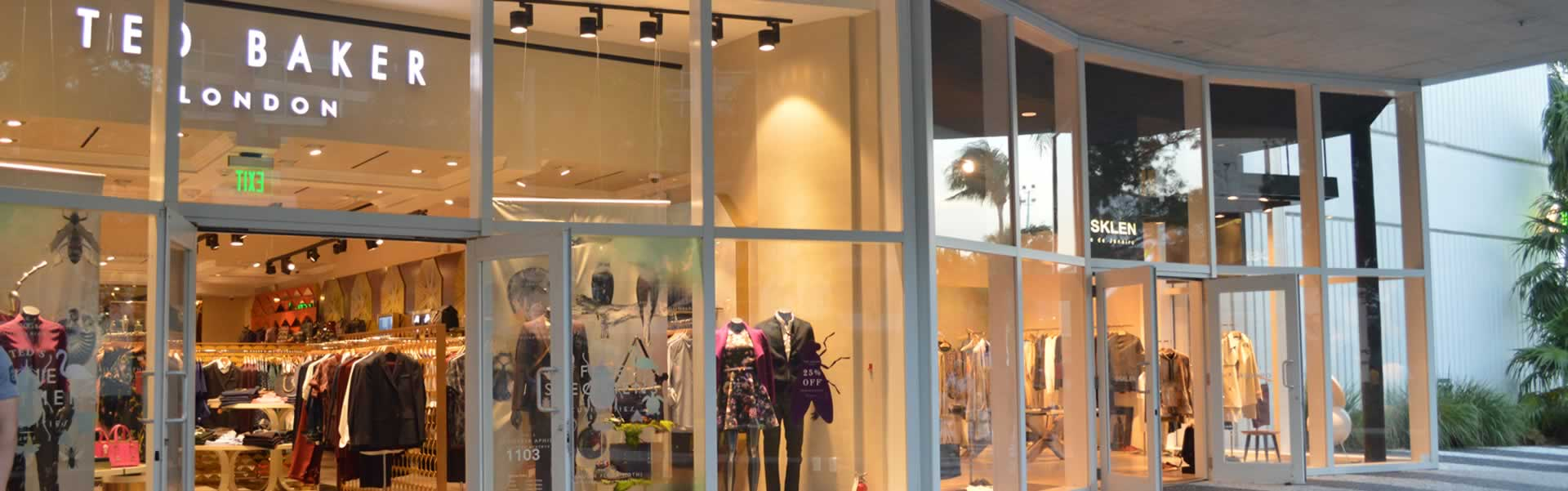 199741101 ted-baker-storefront - Lincoln Road Mall - Shop
