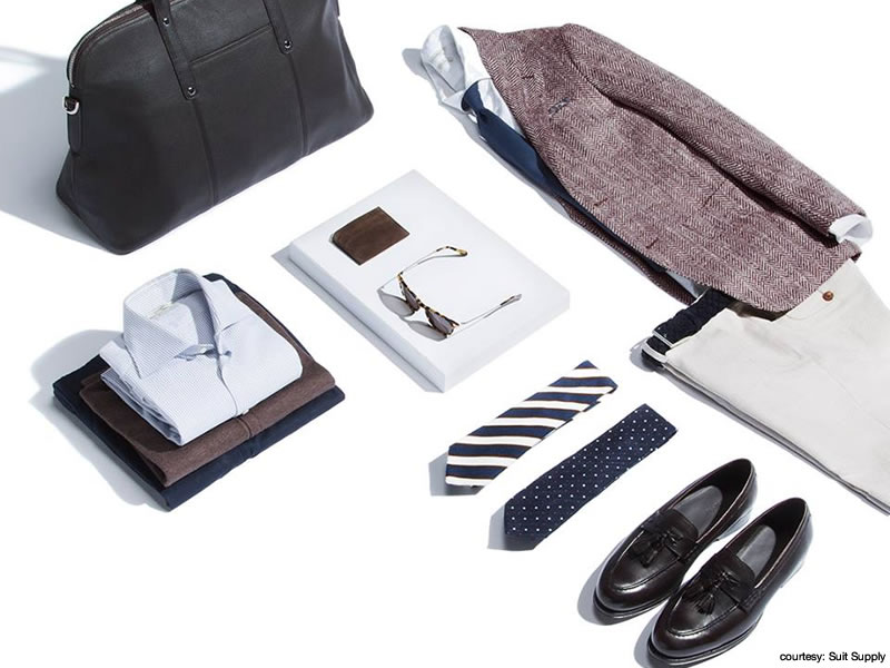 Need a New Suit? SuitSupply Menswear Store Has You Covered Just off Lincoln Road