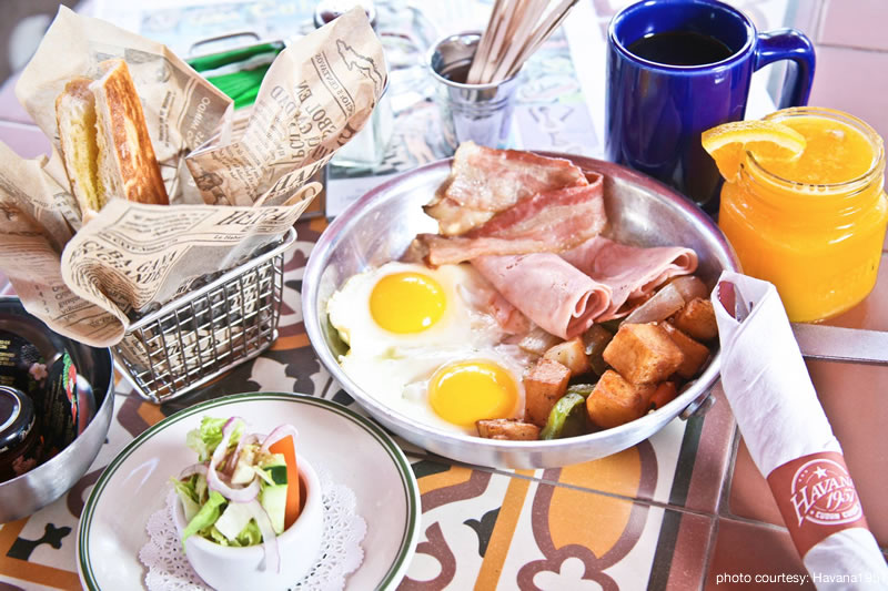 EAT LIST:  BREAKFAST OR BRUNCH ON LINCOLN ROAD