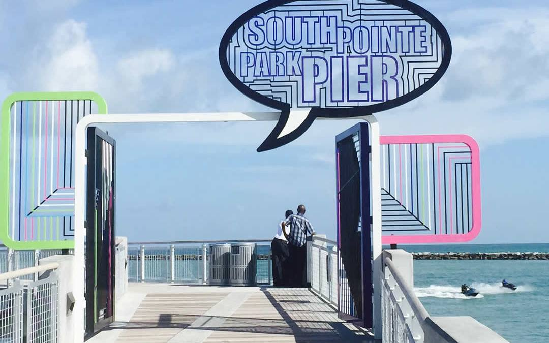 You Should Definitely Checkout South Pointe Park & Peir