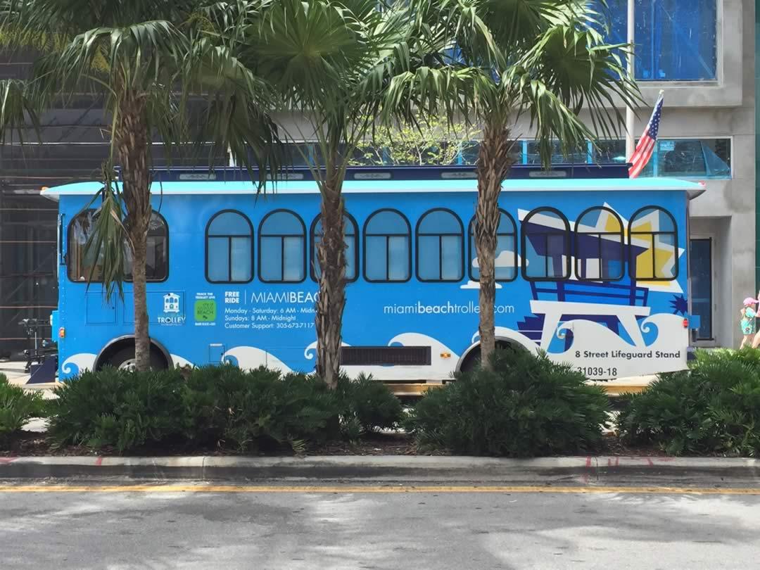 South Beach Trolley