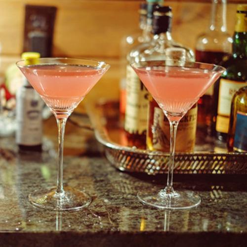 at home bar