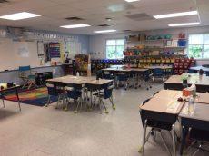 Temporary Classroom - Hanscom Primary School