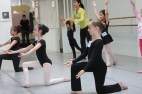 Chinese Dance Workshop with Miss Angela. Spring 2012