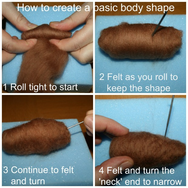 how to body shape