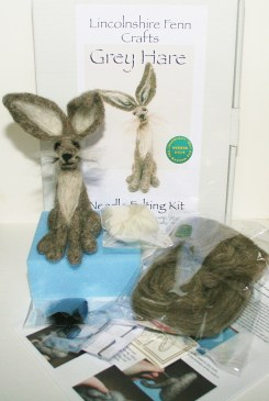 grey hare contents