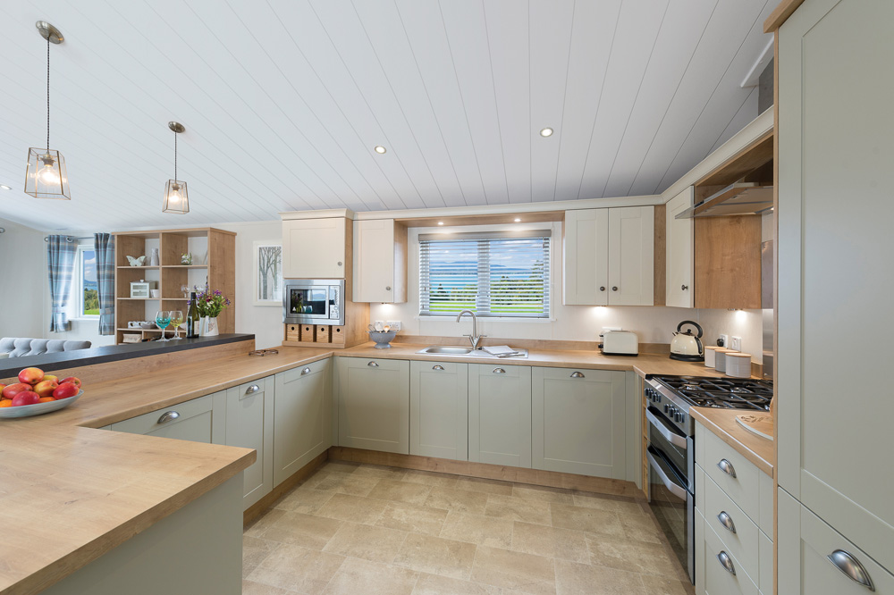 Willerby Portland 40x20  Lincolnshire Lodges