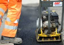 Night-time closures of A607 at Barkston for resurfacing works