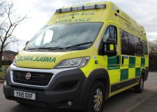 Cyclist taken to hospital after crash with car in Spalding